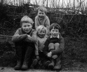 1964 - Simon, Tom, Francis, Nick (lighter) NEW