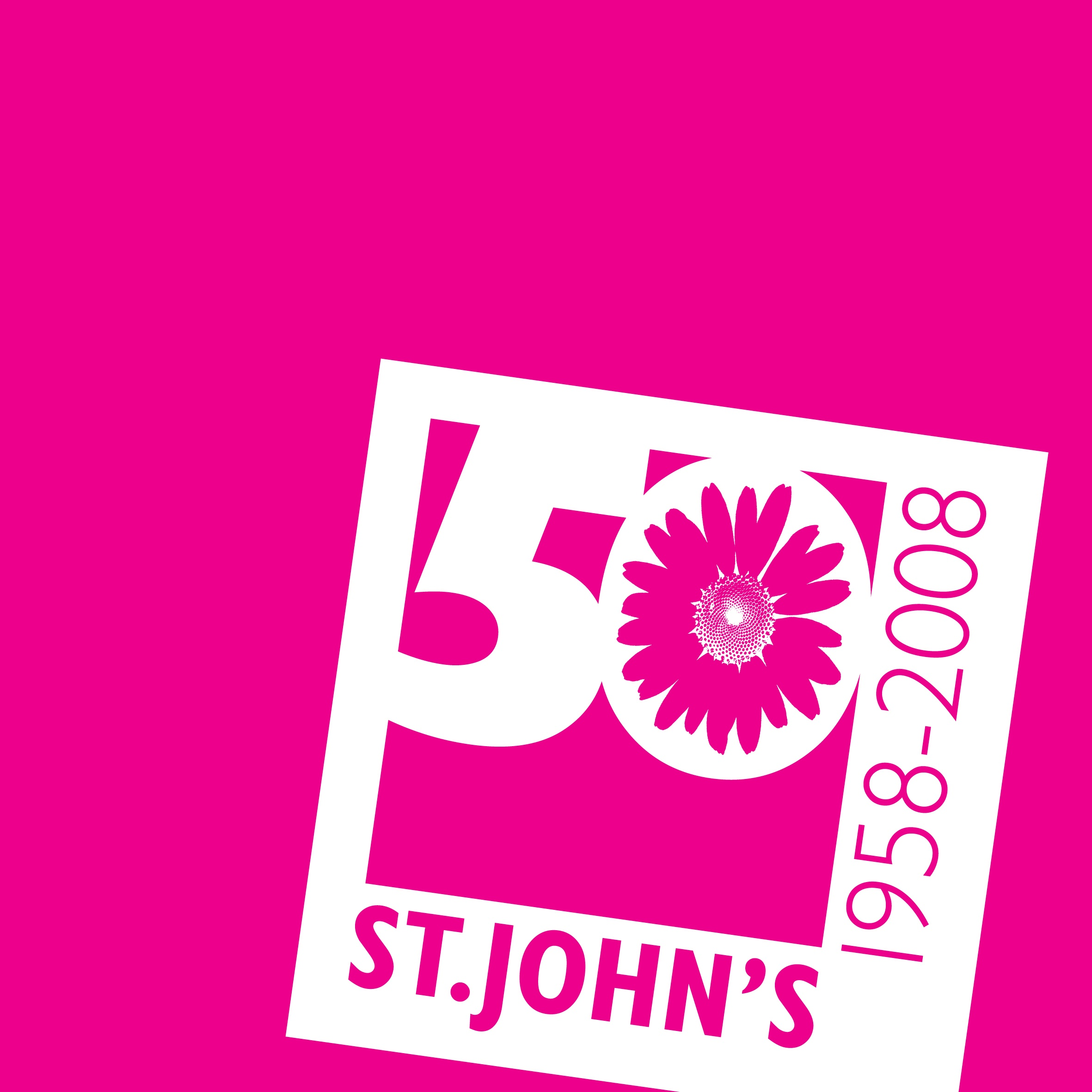 logo layout st johns garden centre
