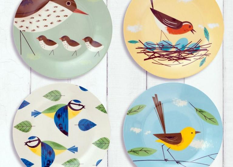 magpie line plates