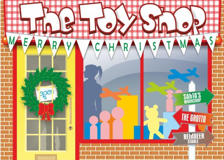 St John Christmas Shop - TOYSHOP