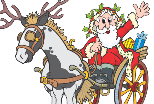 Santas 2015 Colour-Carriage (crop)