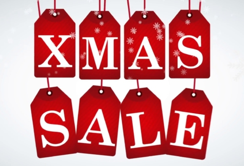 chritsmas sale